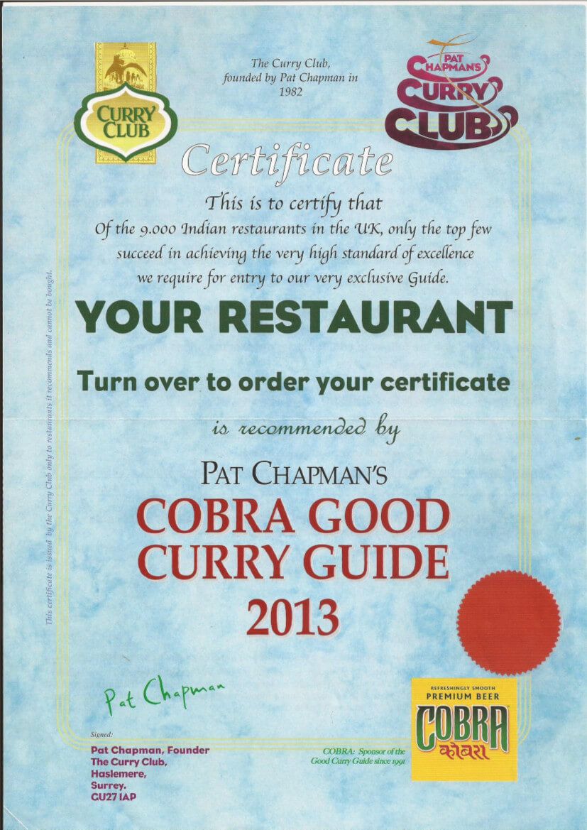 Cobra Award